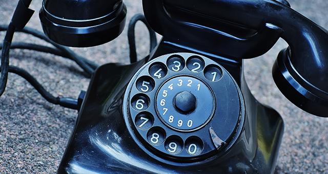 Nav telefonos bejelentés